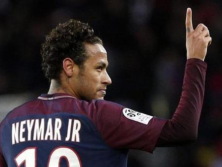 Il Psg umilia il Digione: 8-0 e poker di Neymar