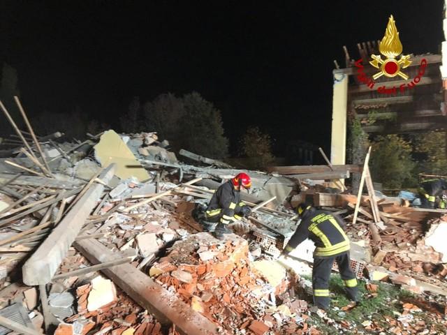 Quargnento, confessa il proprietario della cascina. Nell'esplosione sono morti tre vigili del fuoco [NOME e DETTAGLI]