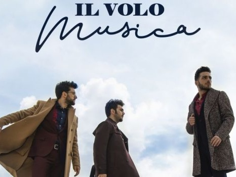 Ufficiali le date del tour 2019 de Il Volo per Musica e gli appuntamenti instore: al via la prevendita dei biglietti