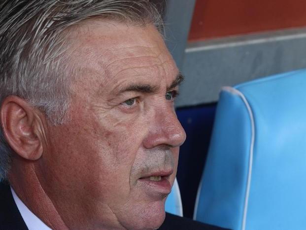 Ancelotti:Competitivi anche in Champions