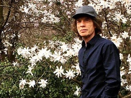 Mick Jagger sta bene e saluta i fan su Instagram (foto)