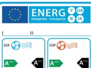 Etichetta energetica dei climatizzatori split: come leggerla?