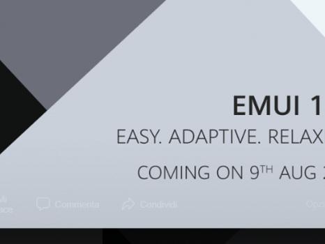 Un piacere per gli occhi EMUI 10: nuova anticipazione su device Huawei e Honor a 24 ore dal lancio