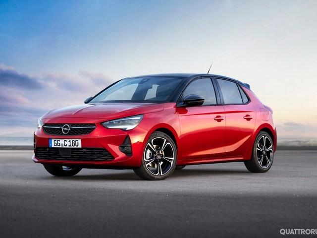 Opel Corsa - In Italia con prezzi a partire da 12.300 euro