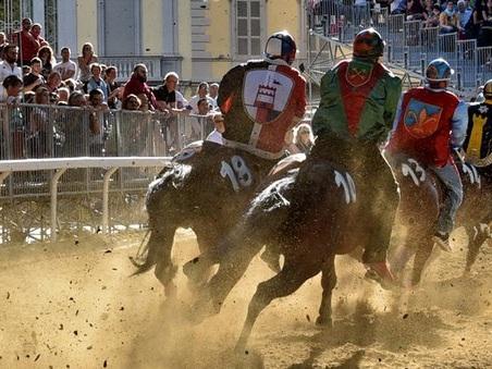 Palio di Fucecchio, morti due cavalli durante le prove. Associazioni furiose: «Adesso annullatelo»