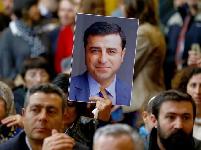 L'Europa non dimentichi Demirtas, baluardo di democrazia nella Turchia di Erdogan