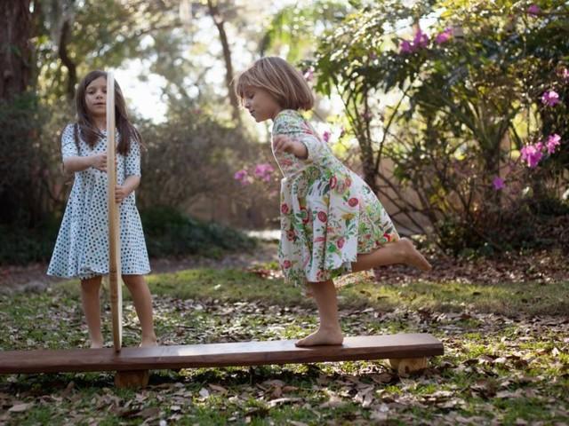 I bambini che giocano nel verde hanno un sistema immunitario più forte