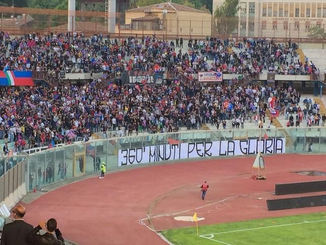 Catania Trapani: i rossazzurri sprecano la partita in casa. 2-2 in rimonta