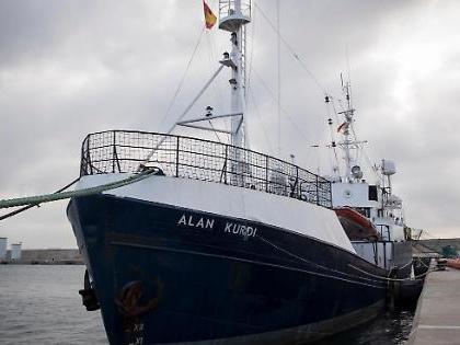Alan Kurdi, atto di guerra: rotta verso Lampedusa, si muove la Guardia di Finanza