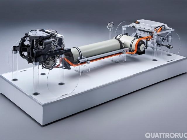 BMW i Hydrogen NEXT - La prima fuel cell di serie arriverà nel 2022 - VIDEO