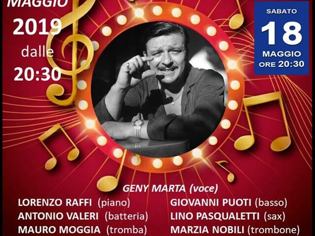 """@TeatroArciliuto – Sabato 18 maggio 2019: The New Asters 7et presenta """"Che notte, Fred!""""   Omaggio a Fred Buscaglione"""