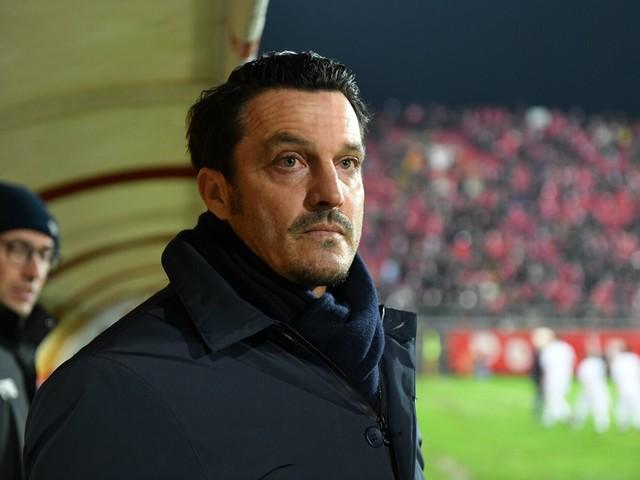 Perugia, Oddo torna ad essere l'allenatore della società biancorossa