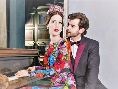 Clara Alonso e Diego Dominguez: «Il primo passo tra noi»