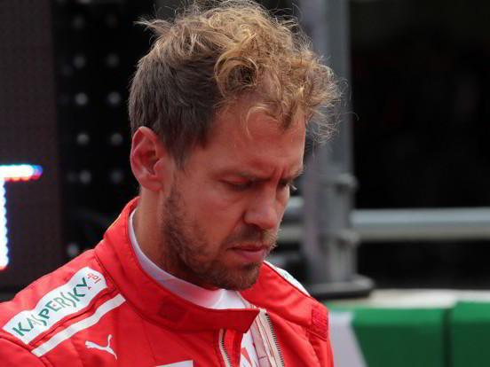 Vettel ammette: ''La Mercedes più forte della Ferrari''