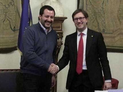 Sicurezza, Firenze: polemiche per gli sgomberi fra ministro Salvini e assessore Funaro