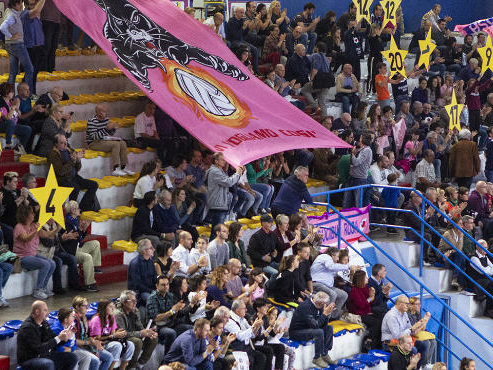 VBC, oggi al Palaradi big match contro Conegliano