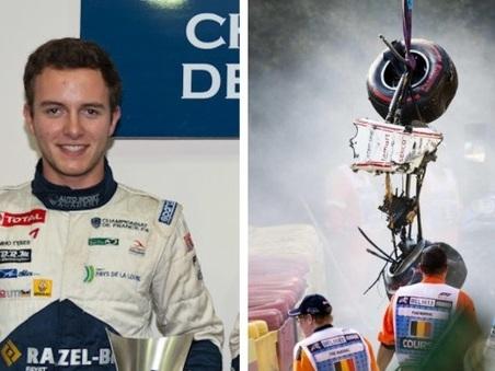 Incidente a Spa in Formula 2, morto il pilota francese Hubert