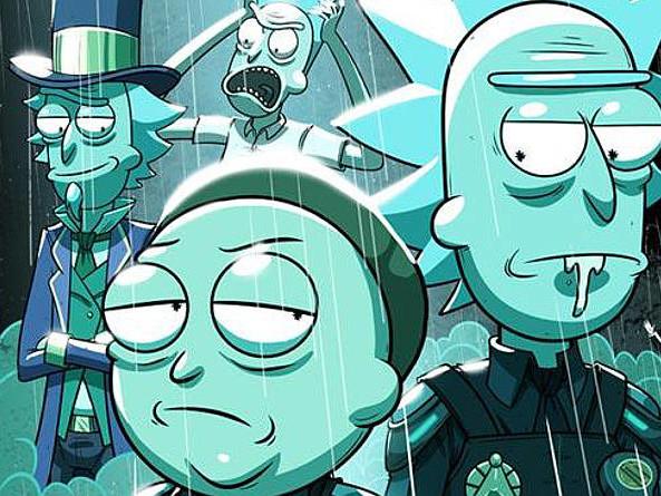 Tales From The Citadel: la società contemporanea secondo Rick and Morty