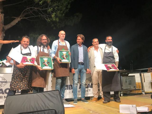 I sindaci di Bitonto e Cerveteri vincono la sfida dei fornelli La squadra  formata da Abbaticchio e Pascucci con gli chef tutor si è aggiudicata a. 521b447f73