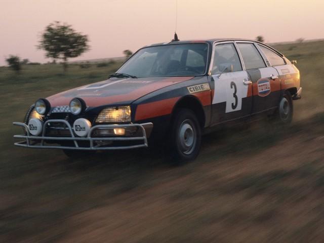 Storia. Quando il servizio competizione Citroën era diretto da Marlène Cotton