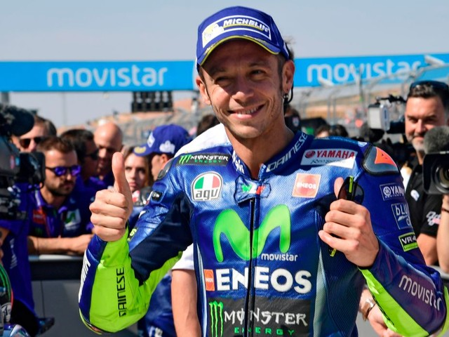 """Valentino Rossi: """"Non sapevo che aspettarmi. Sulla moto mi trovo bene"""""""