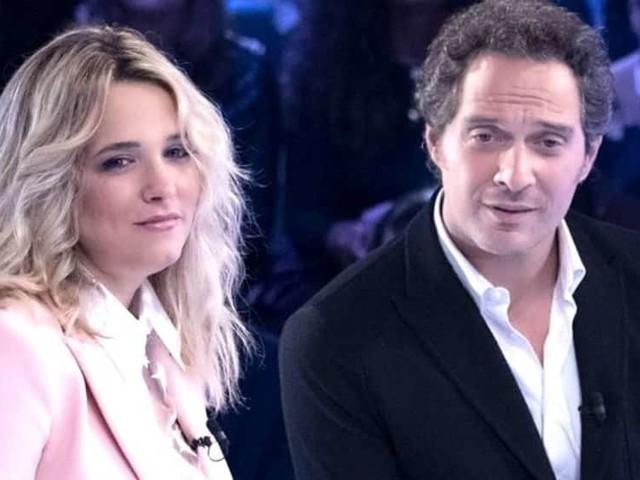 Francesca Barra e Claudio Santamaria a Verissimo: il nostro amore | Video Mediaset