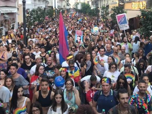 Onda Pride: oltre un milione mezzo di manifestanti in meno di quattro mesi