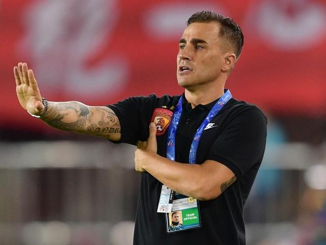 Cina, il derby di Guandong va a Cannavaro: sconfitto Donadoni 3-2