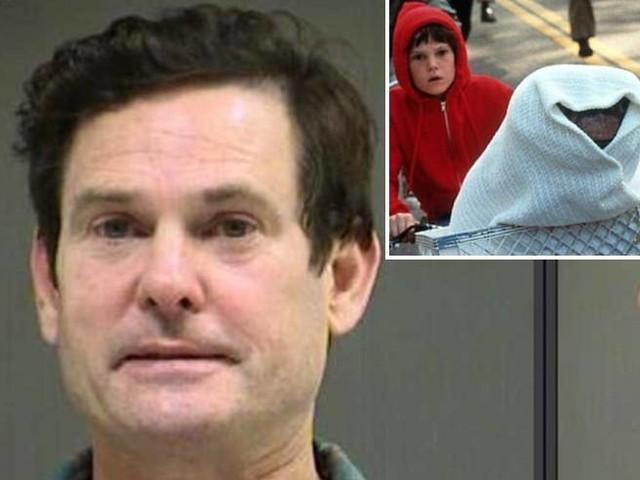 Henry Thomas, protagonista di E.T.  arrestato per guida in stato d'ebrezza