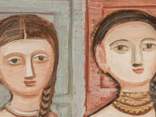 In mostra a MIlano il Novecento privato