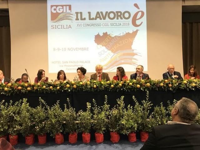 Cgil Sicilia: serve un piano regionale per il lavoro