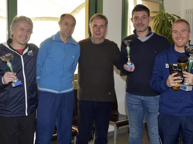 Maronato vince il Torneo di Natale del Tennis Club C10