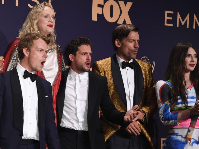 """Agli Emmy Awards 2019 l'ultimo trionfo di """"Game of Thrones"""", 12 premi per la serie HBO"""