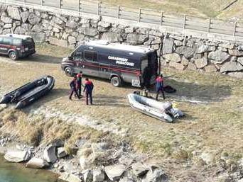 Coppia scomparsa: carabinieri subacquei cercano Peter Neumair