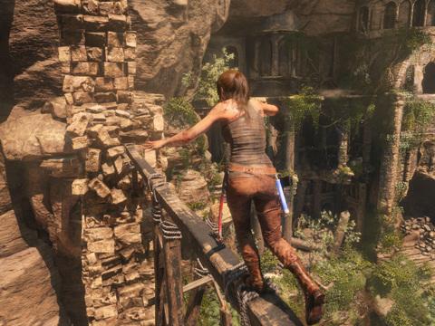 Rise of the Tomb Raider: tutti i miglioramenti della nuova versione per Xbox One X