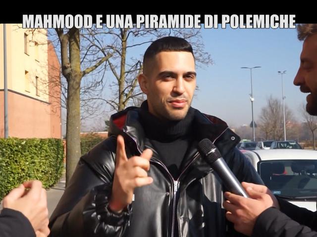 """Mahmood canticchia: """"Lasciatemi cantare, sono un italiano"""""""