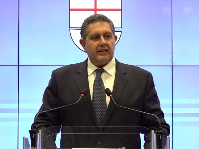 """Regione, Toti: """"Approvate tutte le misure del bilancio estivo. Oltre 116 milioni di investimenti in sanità in 3 anni"""""""