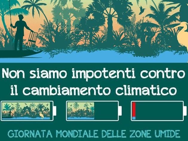 2 febbraio, Giornata mondiale delle zone umide, le iniziative di Legambiente, Wwf e Lipu