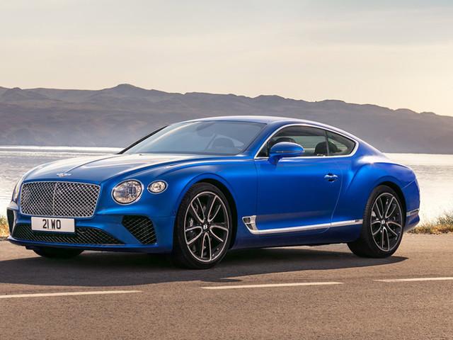 Bentley Continental GT 2018, lusso e tecnologia a Francoforte