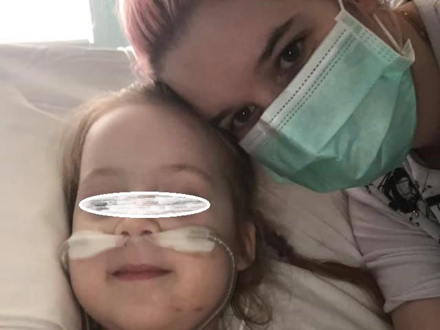 Giorgia, 4 anni, colpita da un male misterioso