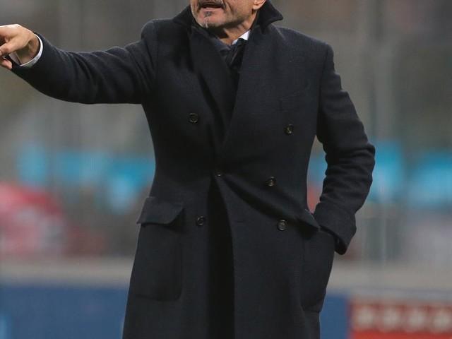 Serie A: tonfo Inter, Spalletti schiera Ranocchia attaccante per la seconda volta
