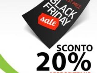 Black Friday presso la Farmacia Salvi: 20% di sconto sui prodotti solo oggi 24 novembre| Corropoli