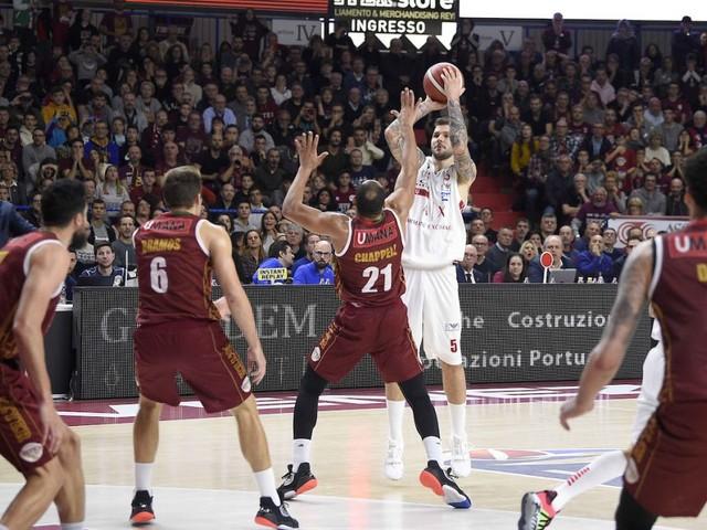 Basket, Serie A 2019-2020: Micov e Mekel regalano a Milano e Reggio Emilia vittorie sulla sirena