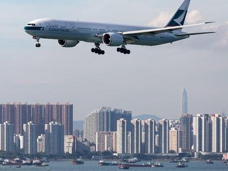Cathay Pacific, Airbus A321neo entra nella flotta: volo inaugurale Hong Kong-Shanghai