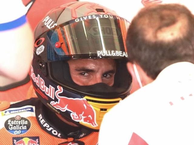 Marquez si arrende: a Brno non ci sarà. Ecco chi lo sostituisce sulla Honda