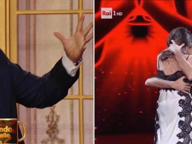 Ballando con le Stelle, Mariotto imbarazza Isoardi: 'Quei movimenti le vengono da Dio'