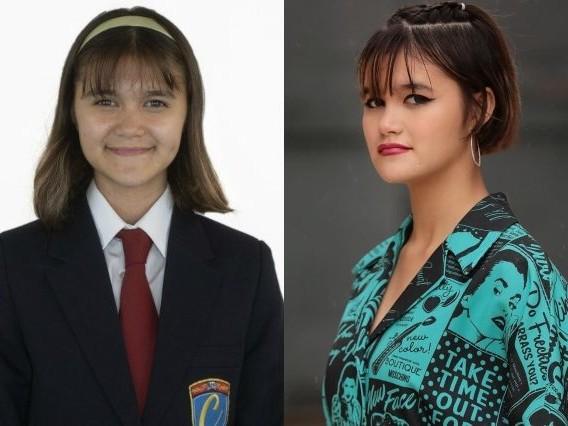 Maggy Gioia, dal frontino ai capelli corti: l'evoluzione di stile della studentesse dopo Il Collegio