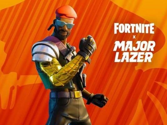 Fortnite: Major Lazer collabora con Epic Games, il negozio del 23 agosto 2019 - Notizia - PC