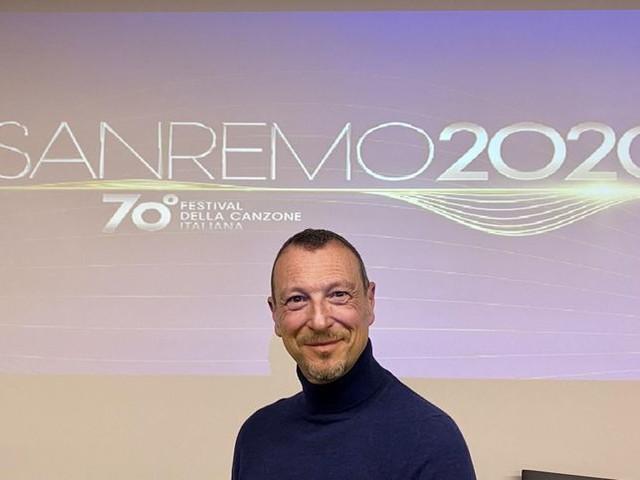 """Sanremo 2021, Amadeus e Rai: """"A gennaio capiremo che Festival sarà"""""""