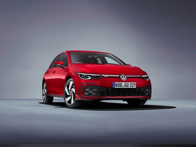 Volkswagen Golf GTI, GTD e GTE (plug-in) ufficiali: info e immagini